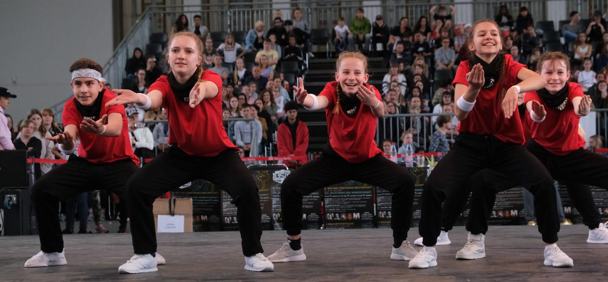 Berliner Streetdance Meisterschaft